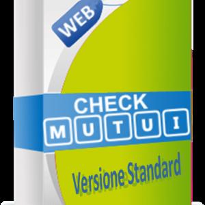 Check mutui versione Standard – 10 elaborazioni