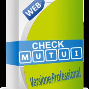 Check mutui versione Pro per CTU e CTP 6 mesi